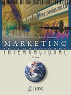 MARKETING INTERNACIONAL - Cateora & Graham 13a. Ed.
